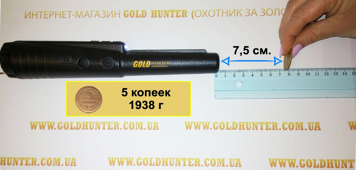 Тест Gold Hunter