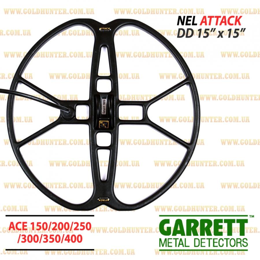 Катушка Nel Attack для GARRETT ACE - 1
