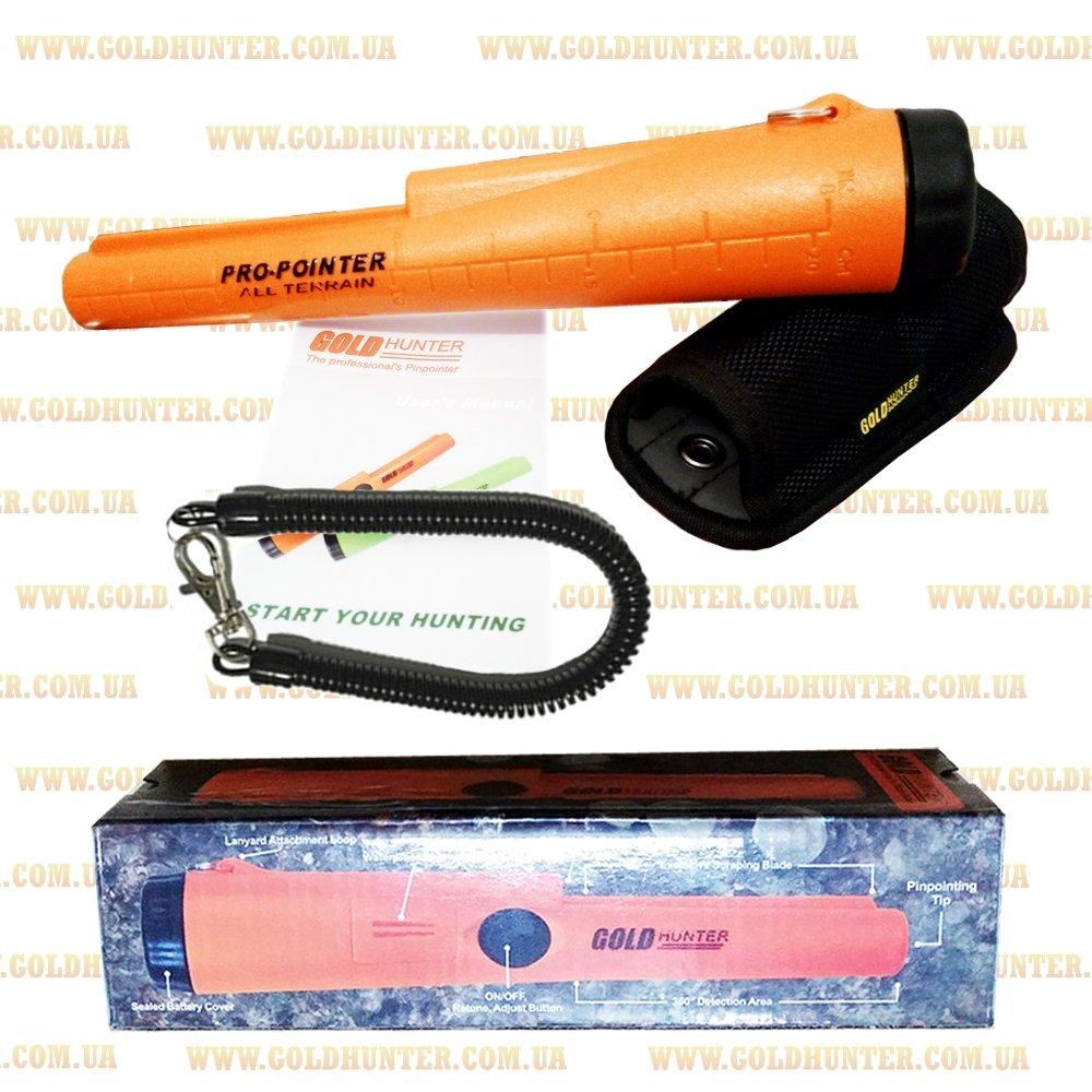 Подводный пинпоинтер Gold Hunter AT (orange) - 1