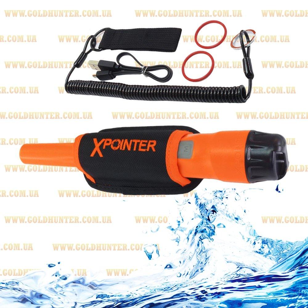 Подводный пинпоинтер  Deteknix XPointer PRO - 1