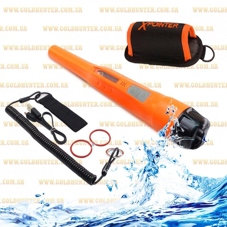 Подводный пинпоинтер  Deteknix XPointer PRO - 2